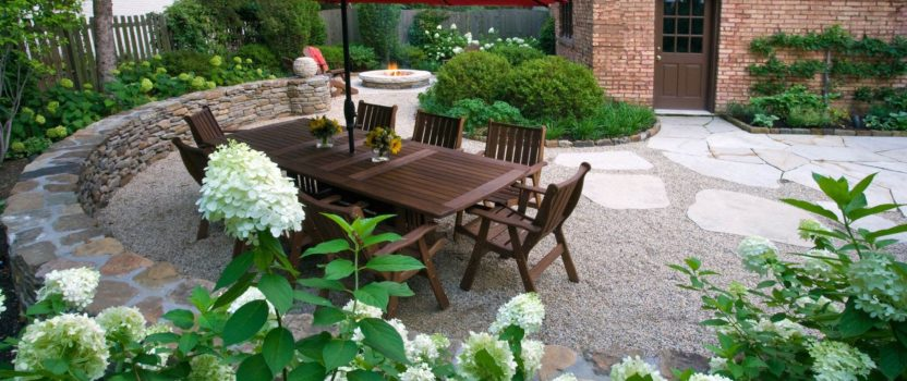 Make a Big Statement with a Small Yard