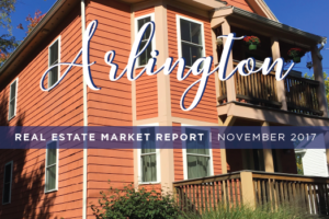Arlington November 2017 Market Report