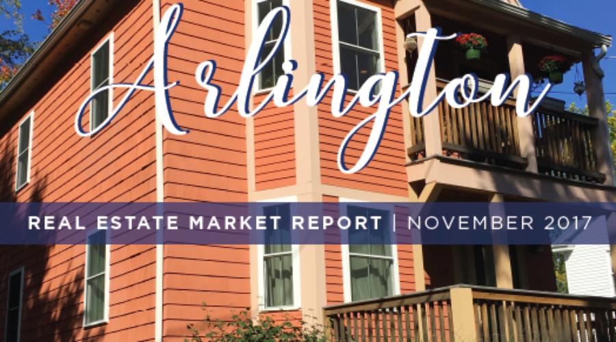 Arlington November 2017 Market Report