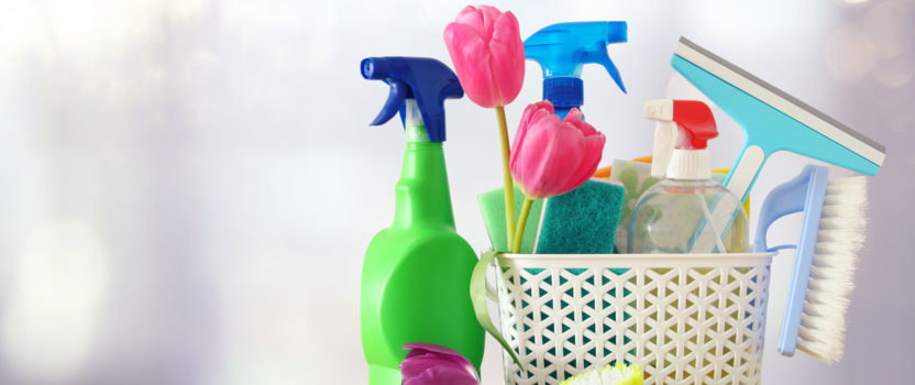 Spring Cleaning  – Quick Cost Effective Projects
