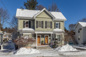 Just Listed: 15 Ash Street, Belmont MA 02478