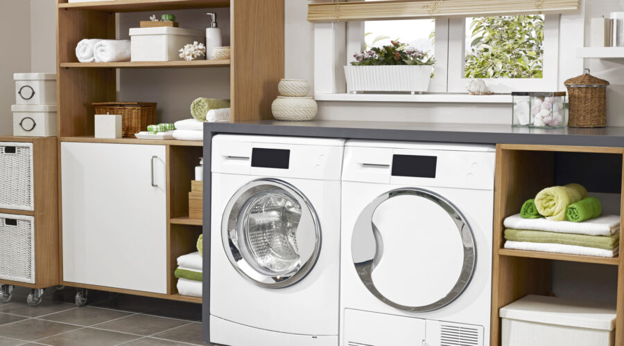 Clever Ways to Organize and Stylize a Laundry Room