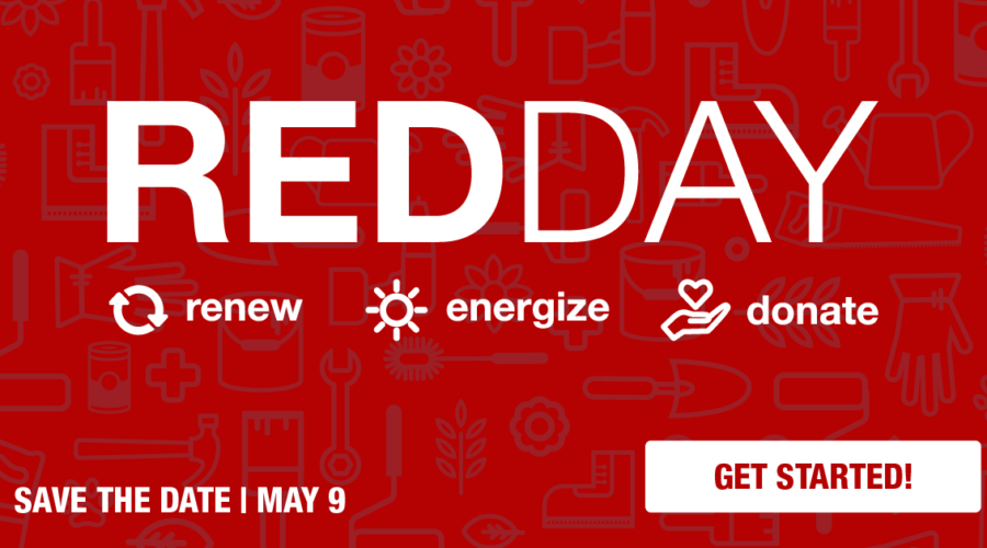 RED DAY Keller Williams