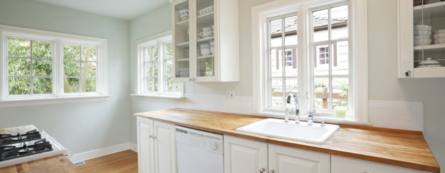 A Small Kitchen Doesn't Have To Be a Negative