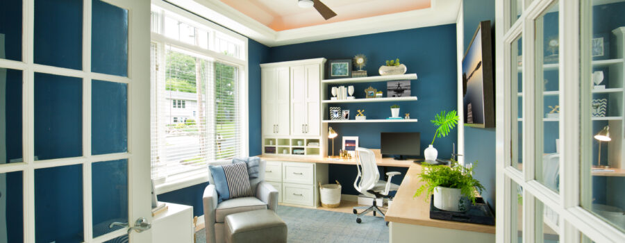 A Home Office Is Our #1 Criteria
